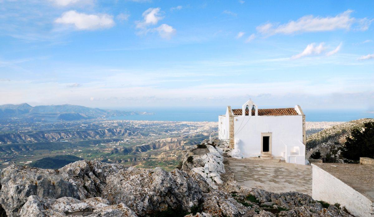 Γιούχτας: Το πρόσωπο του Δία στο βουνό της Κρήτης