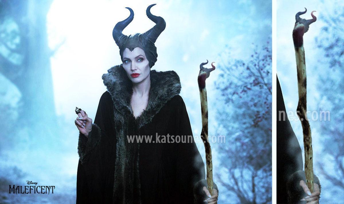 Η Maleficentπιο ισχυρή από ποτέ!!!